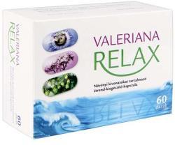 VALERIANA Relax kapszula - 60 db