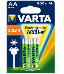 VARTA Solar AA 800mAh (2)