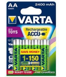 VARTA Toys AA 2400mAh (4)