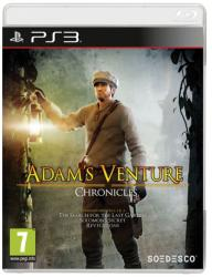 Soedesco Adam's Venture Chronicles (PS3)