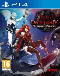 KOEI TECMO Deception IV The Nightmare Princess (PS4)