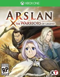 KOEI TECMO Arslan The Warriors of Legend (Xbox One)