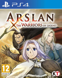 KOEI TECMO Arslan The Warriors of Legend (PS4)