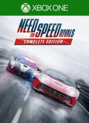 Electronic Arts Need for Speed Rivals [Complete Edition] (Xbox One)