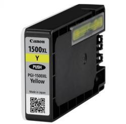 Utángyártott Canon PGI-1500XL Y Yellow