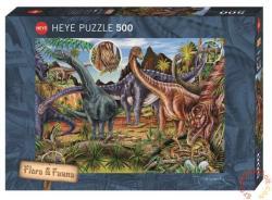 Heye Flora & Fauna - Növényevők 500 db-os (29722)