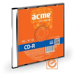 ACME CD-R 80 700MB 52x Slim