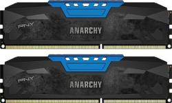 PNY Anarchy 16GB (2x8GB) DDR3 1866MHz MD16GK2D3186610AB