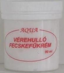 AQUA Vérehulló fecskefűkrém 90ml