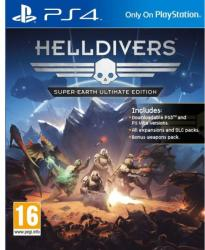 Sony Helldivers Super-Earth Ultimate Edition (PS4)