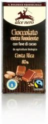 Alce Nero Bio Étcsokoládé (100g)