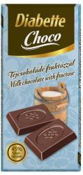 Diabette Choco Tejcsokoládé (80g)