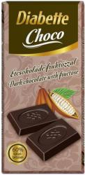 Diabette Choco Étcsokoládé (80g)