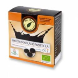 Bio Berta Bio Étcsokoládé Pasztilla (100g)