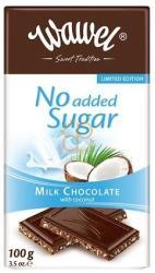 Wawel Diabetikus Kókuszos Tejcsokoládé (100g)