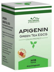 Vita Crystal Apigenin Green tea EGCG DR kapszula - 30 db