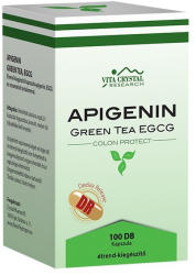 Vita Crystal Apigenin Green tea EGCG DR kapszula - 100 db