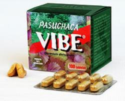 VIBE Pasuchaca Vibe kapszula - 100 db