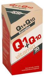 OCSO Q10+Q1+vitamin tabletta - 30 db