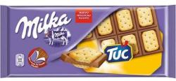 Milka TUC kekszes tejcsokoládé (100g)