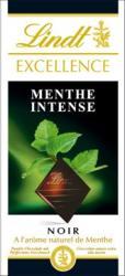 Lindt Excellence Menthe Intense étcsokoládé (100g)