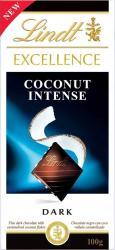 Lindt Excellence Coconut Intense étcsokoládé (100g)
