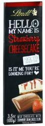 Lindt HELLO My Name Is Strawberry Cheesecake (100g)