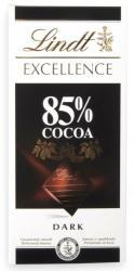 Lindt Excellence 85% Cocoa étcsokoládé (100g)