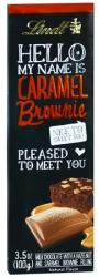 Lindt HELLO My Name Is Caramel Brownie (100g)