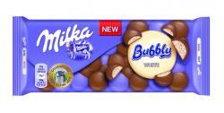 Milka Bubbly White fehércsokoládé (100g)