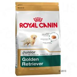 Royal Canin Golden Retriever Junior 2 x 12kg