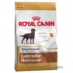 Royal Canin Sterilised Labrador Retriever Adult 12 kg