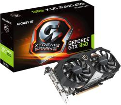 GIGABYTE GeForce GTX 950 2GB GDDR5 128bit PCIe (GV-N950XTREME C-2GD)