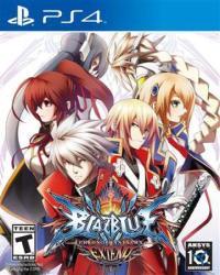 Aksys BlazBlue Chrono Phantasma Extend (PS4)
