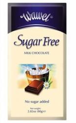 Wawel Sugar Free Diabetikus Tejcsokoládé (80g)
