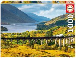 Educa Glenfinnan viadukt, Skócia 1000 db-os (16749)