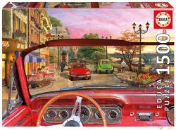 Educa Párizs egy autóban 1500 db-os (16768)