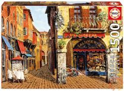 Educa Olaszország színei - Sajtkereskedés, Viktor Shvaiko 1500 db-os (16770)