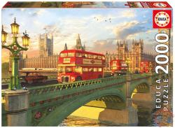Educa Westminster bridge, London 2000 db-os (16777)