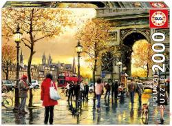Educa Diadalív, Párizs 2000 db-os (16778)