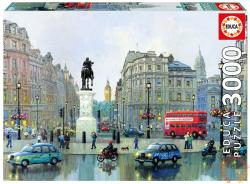 Educa Charing cross, London 2000 db-os (16779)