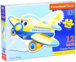 Castorland Maxi Puzzle - Repülőgép 12 db-os (B-120031)