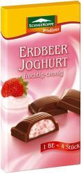 SCHNEEKOPPE Eper-Joghurt Tejcsokoládé (100g)
