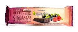 TORRAS Cukor- És Gluténmentes Erdei Gyümölcsös Étcsokoládé Steviával (35g)