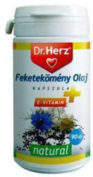 Dr. Herz Feketekömény Olaj+E-vitamin kapszula - 90 db