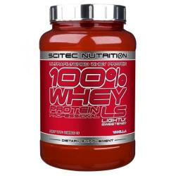 Scitec Nutrition 100% Whey Protein Professional LS (Lightly Sweetened) - 2350g