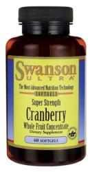 Swanson Cranberry vörösáfonya-kivonat kapszula - 60 db