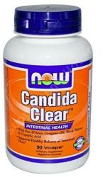 NOW Candida Clear kapszula - 90 db