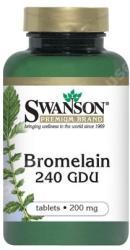 Swanson Bromelain kapszula - 100 db