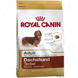 Royal Canin Dachshund Adult 2 x 7, 5 kg